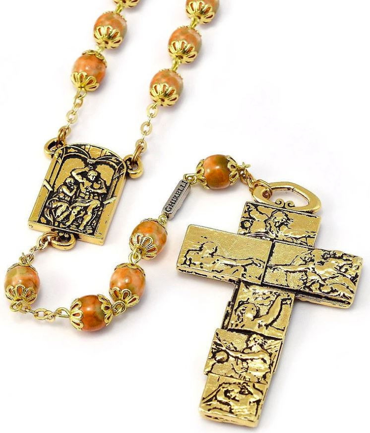 Sistine Chapel Rosary - Style 1G4752C